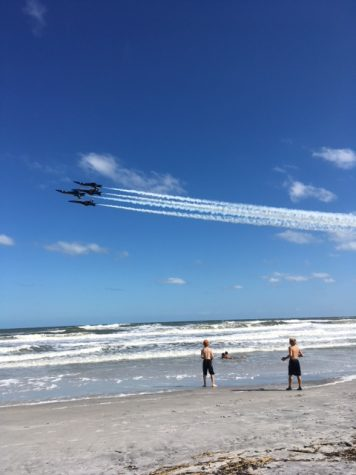 More Than Just Clouds in the Sky – Blue Angels Return