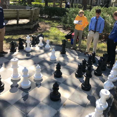 Chess Board Receives Positive Feedback
