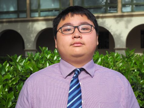 Humans of Bolles: Jingyang Guo (Diego) '19