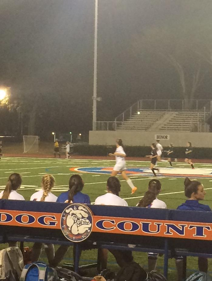 The Girl's Soccer team wins decisively over the Duval Charter Panthers