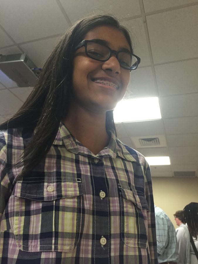 Humans of Bolles: Nithya Badrinath 19