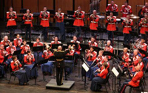 Salute to the Marine Band
