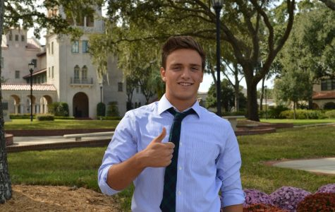 Humans of Bolles: Gustavo Cesar '17
