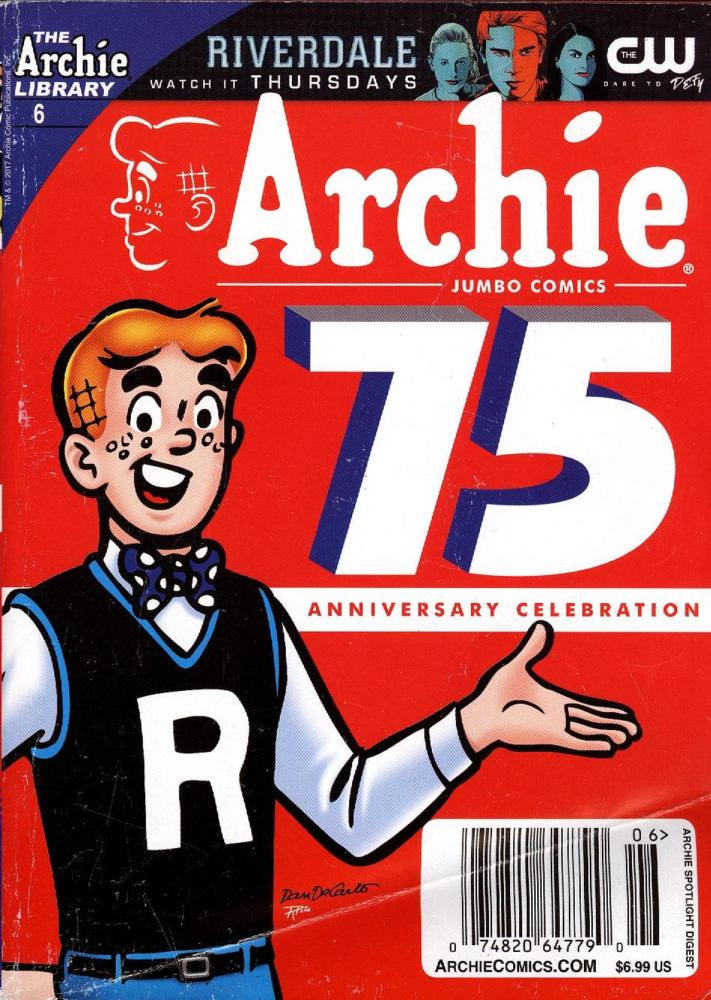 There is a marked difference between the CW show Riverdale versus class Archie comics, which does not necessarily define whether it is a good show or not.