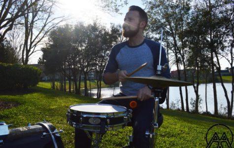 Local Drumming God: Greg Hersey