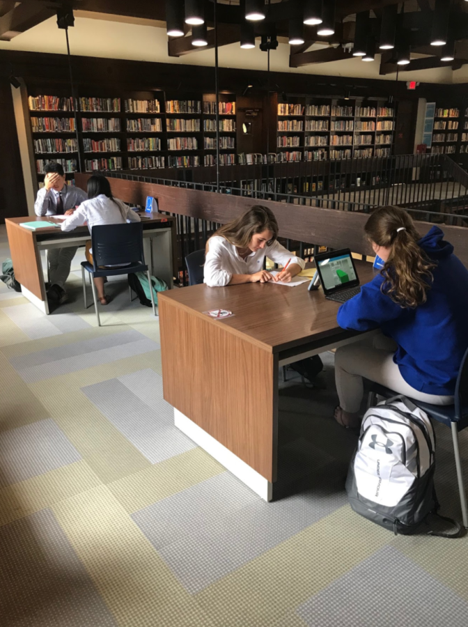 Swisher Library Opens A New Chapter