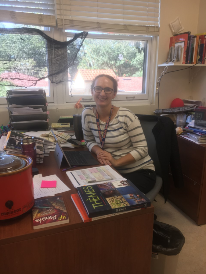 Mrs. Philips-Bourass: A Life of Loving Languages