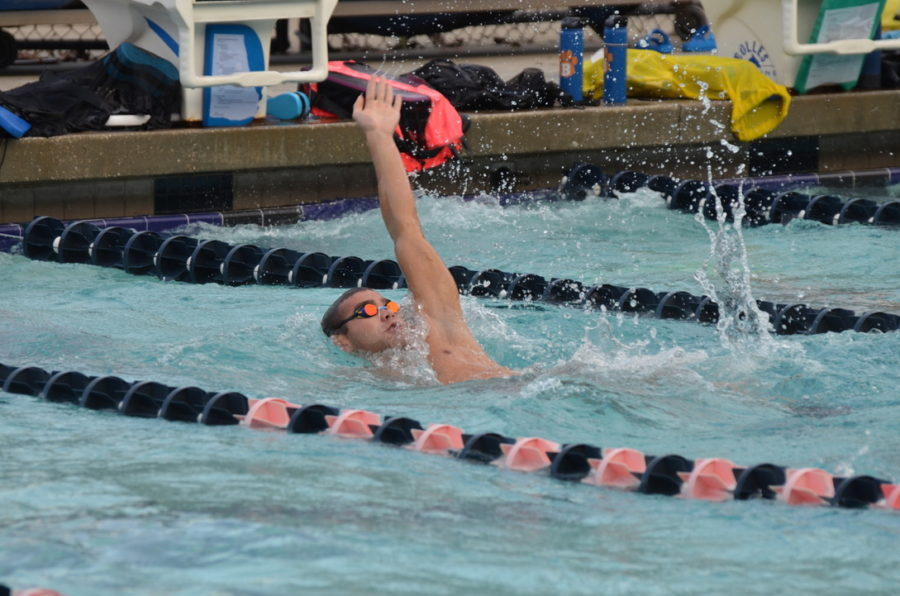 Fall Sports Recap: Diving, Swimming and Volleyball