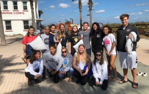 Bolles' Environmental Clubs Leave Carbon-Free Footprint