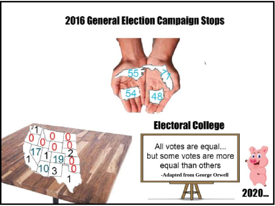 2019 General Election Campaign Stops