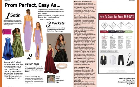 Prom Perfect, Easy As 1, 2, 3!