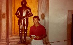 Dr. Kostandarithes in The Vatican
