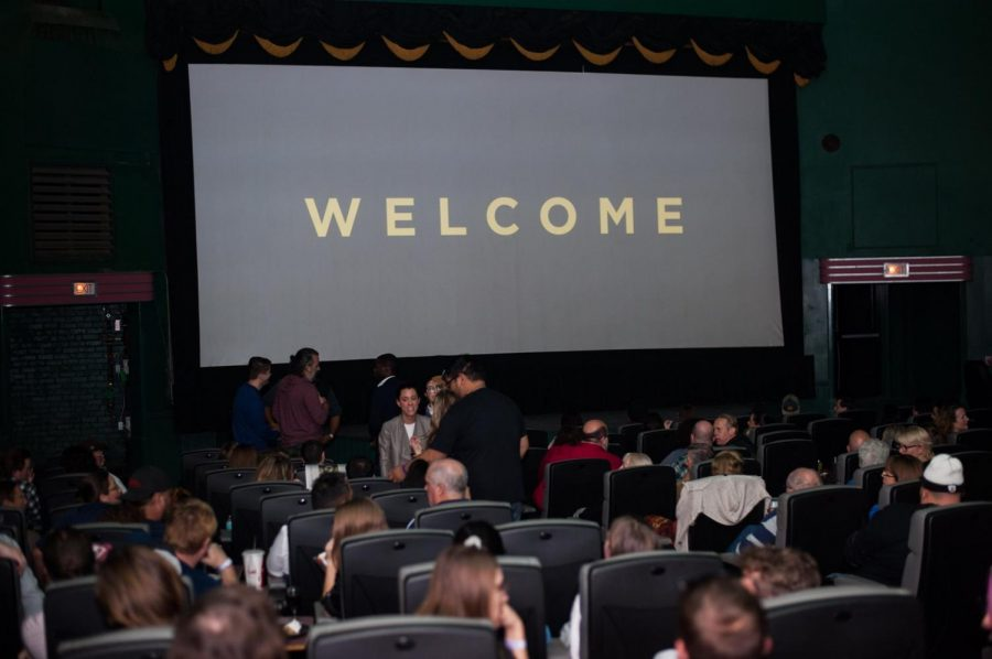 Last year, before COVID, the Jacksonville Film Festival gathered a large audience for the event.