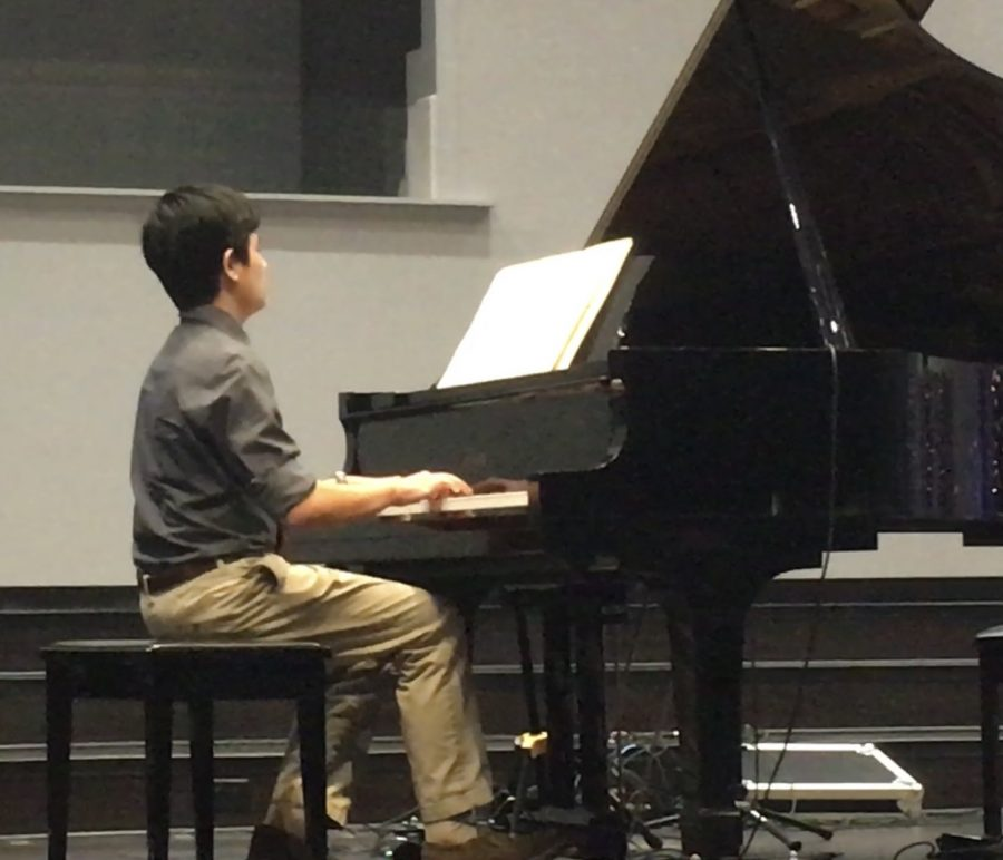 I began playing piano at three years old, and though I have gotten frustrated, injured, and disappointed through practice, I continue to embark on my journey to musical success.