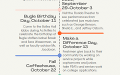 Fall Events Preview